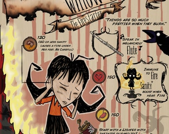 Don;t Starve- Willow