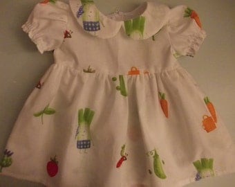 Baby dress,1-3 months
