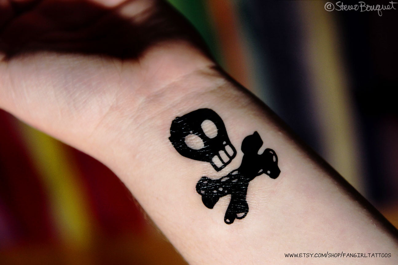 All time low inspired temporary tattoos for All time low tattoo