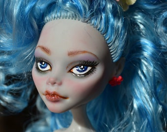 SALE - Custom Monster High Doll Repaint