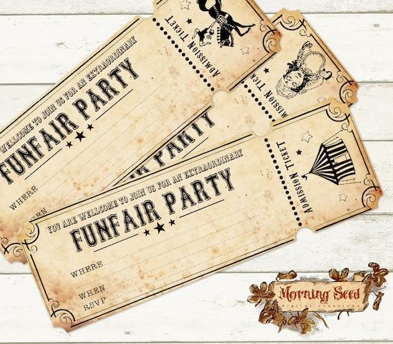 Circus Invitations was adorable invitations example