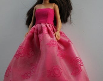 lammily doll gown (032)