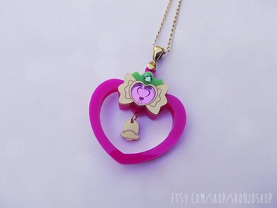 how to make a tokyo mew mew pendant