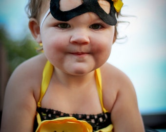 Batgirl Mask for Infant, Child, or Adult