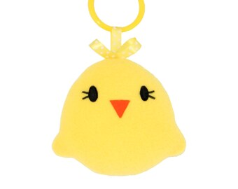 baby toy little chicken girl