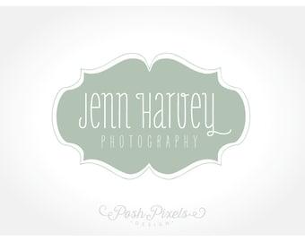 Logo Design (Premade) Simple logo, Photography logo, Business logo