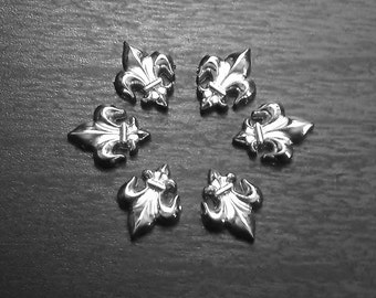 Fleur De Lis Floating Charm for Floating Lockets-French Lily-Gift Idea
