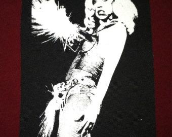 Lady Gaga Cloth Punk Patch