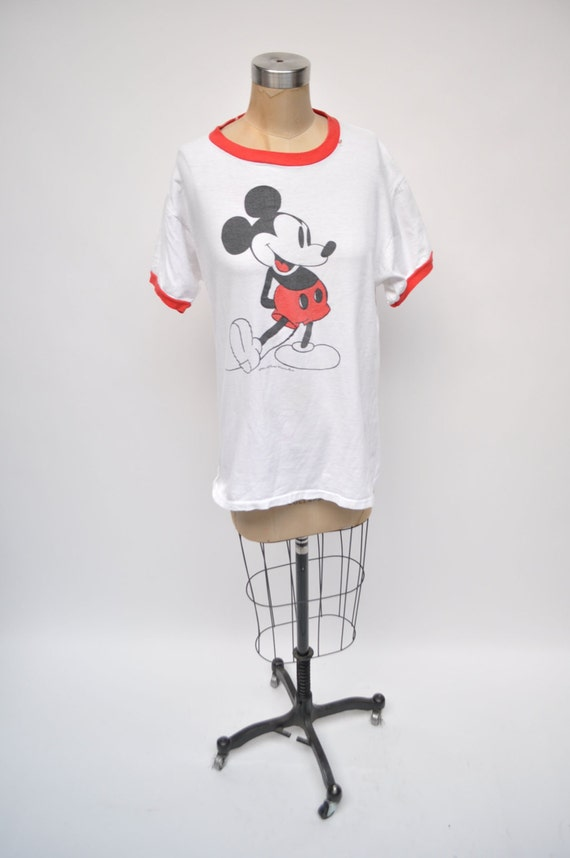 Vintage mickey t shirt Another