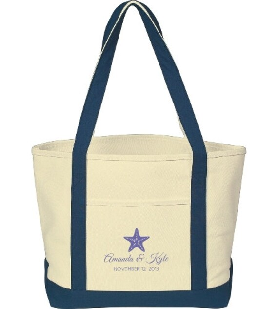 25 Wedding Tote Bags Perfect Wedding Favor By INeedPromotionals