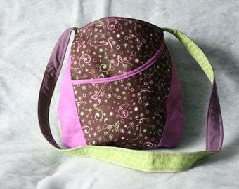 Colorful tote bag - Crossbody bag - Colorful shoulder bag