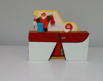 Toy Lobster Boat