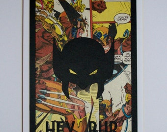 Wolverine Silhouette Etsy