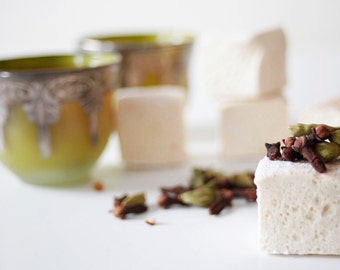 Handcrafted Marshmallows - Chai