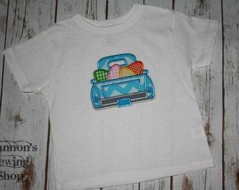Easter Egg Truck Shirt