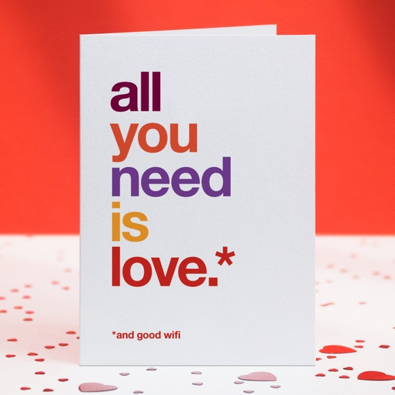 Funny Valentine's Card Anti-Valentine's Long by ...