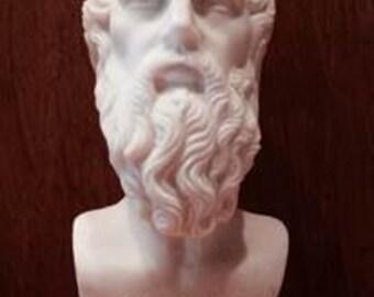 Socrates Mini Bust - MarbleCast