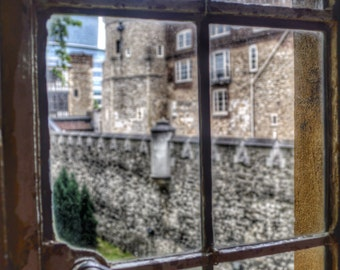 London Photography, England Photography, Tower of London, Architecture, English Home Decor, London Print