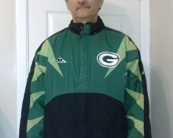 Vintage Green Bay Packers jacket, size large, proline,