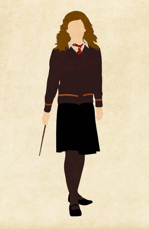 Harry Potter Poster Minimalist by trueduck on DeviantArt |Harry Potter Minimalist Art