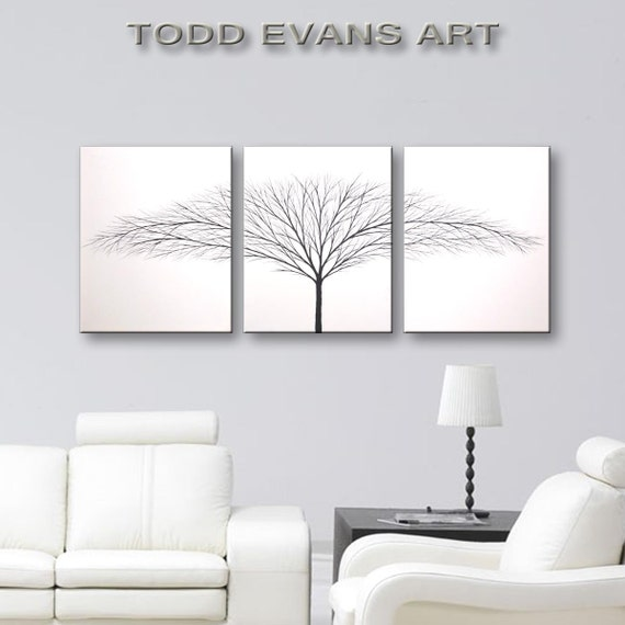 SALE Tree Of Life Paintings Wall Art Large Canvas Art Home Decor