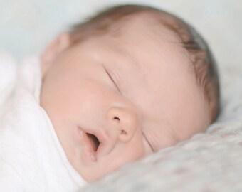 Hi BIRTH ANNOUNCEMENT - Photo Baby Announcement - Baby Girl Annoucement - Baby Boy Announcement - Newborn - Modern - Printable, Digital -