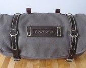 Classic Vintage Style Bicycle Bag, Ready to Ship.