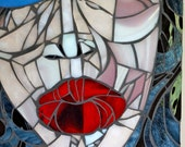 Stained Glass Mosaic'd Wall Art