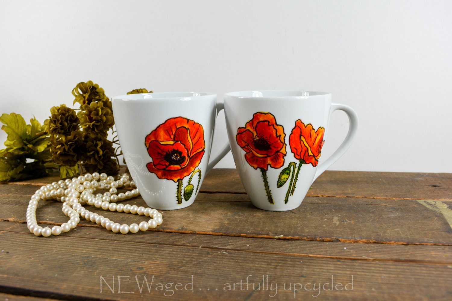 Unique coffee mugs cute coffee mugs hand painted with Unique coffee cups mugs
