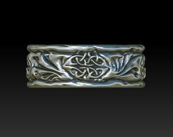 wedding ring celtic ring   celtic band    celtic wedding ring   celtic wedding band celtic jewelry YB2Z