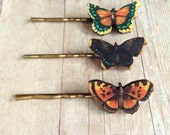 Butterfly Moth Hair Accessory Fall Fashion Trends