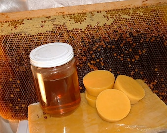 Pure Bees Wax Organic