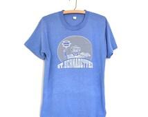 80's Basketball T Shirt - 1980's High School Tee - Vintage Bernadettes Basketball Shirt - School Athletic T-Shirt