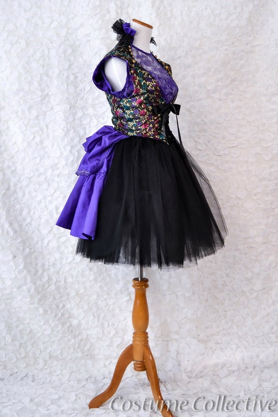Steampunk Costume Perfect for Witch, Circus Ringmaster