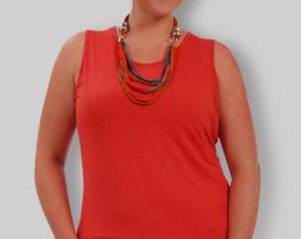 Women's Plus Size Clothing   Tank Top   10% Spandex   Plus Size 2x, 3x, 4x   Plus Size Fashion Full Figured Sizes