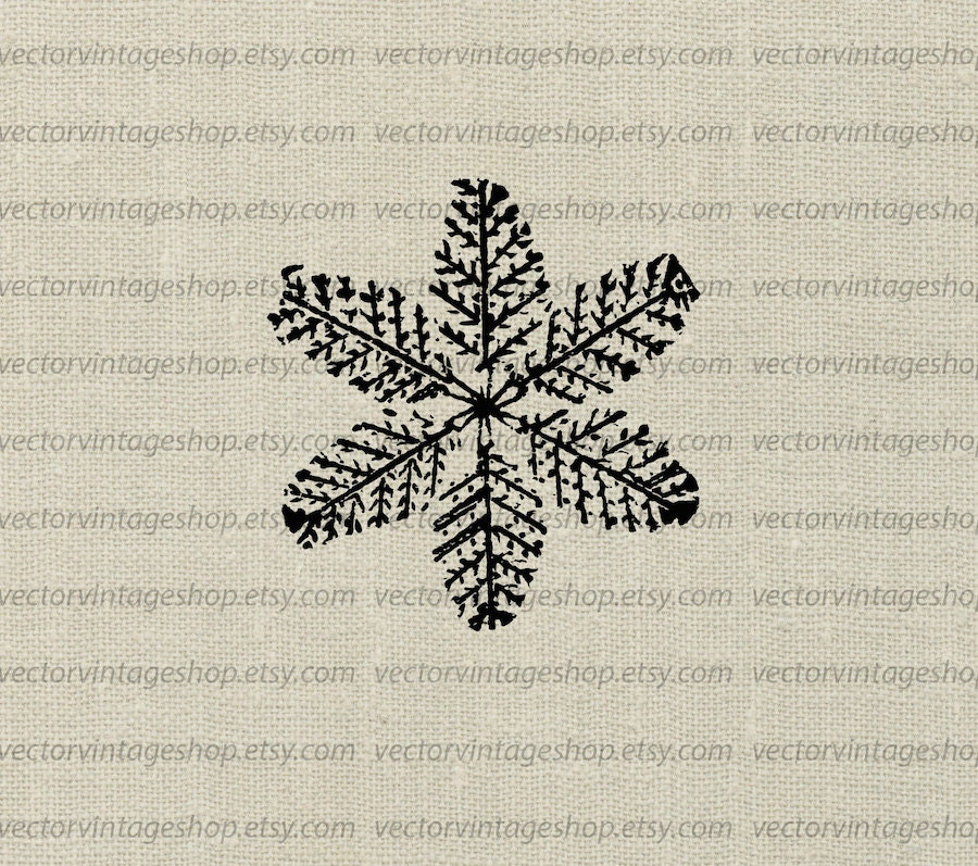 snowflake vector clipart instant download  holiday christmas decor ice graphic  winter snow Primary Colors Activity Clip Art Secondary Color