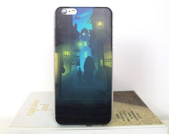 iPhone 6+ 6 plus | 6S plus 6S+ hagrid and harry potter case diagon alley case limited edition!