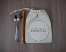 Mile High French 75 // DIY Cocktail Kit