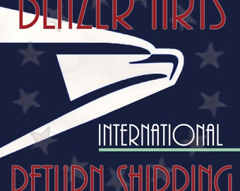 International Return Shipping to Canada for a Complimentary Ring Resizing