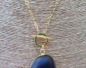 Sea Bean Necklace