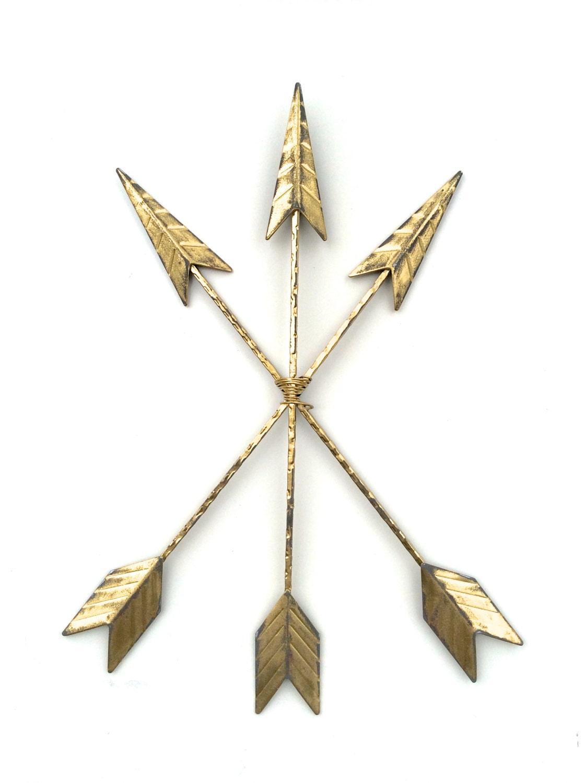 Arrows For Wall Decor : Arrow wall art decor by honeywoodhome