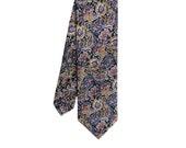 Filip - Navy Paisley Men's Tie