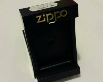 Vintage Original Zippo Lighter Box
