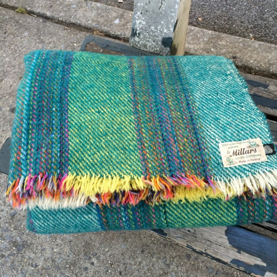 Image Gallery Irish Wool Blankets