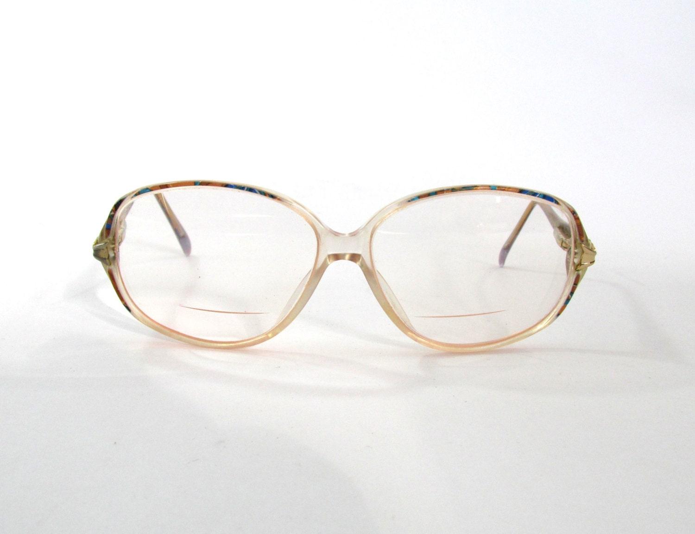 Womens Oval Vintage Eyeglasses Hipster Eyeglasses Vintage