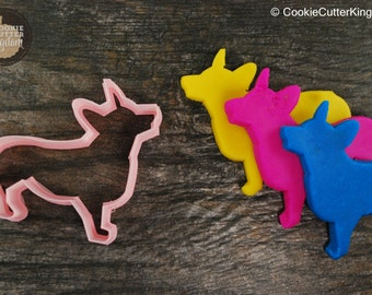 Custom Welsh Corgi Cookie Cutter Personalized for your Pet!