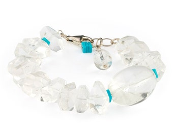 Light-reflecting Nerissa bracelet