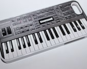 Custom Printed Access Virus TI2 Darkstar synthesizer keyboard synth Apple iphone  4 4s 5 5s 5c 6 6 plus case cover