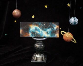 Gaseous Nebula Space Wallet