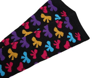 Socks BOWS Perfect for Making Baby Leg Warmers Girls Photo Prop Boutique Couture Ready to Ship